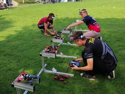 Deutsche Meisterschaften im Dronerace F9U