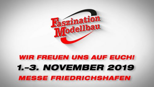 MFSD auf der Faszination Modellbau in Friedrichshafen