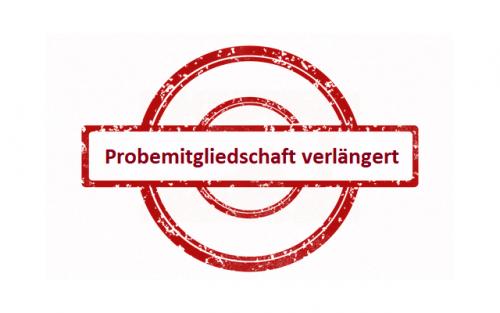 Covid-19: Probemitgliedschaften verlängert