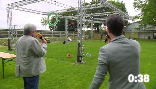 MFSD-Droneball-Team im ZDF