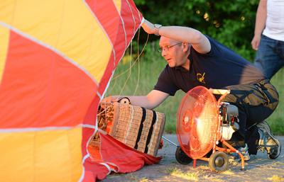Modellballonfahren – Der etwas andere Sport